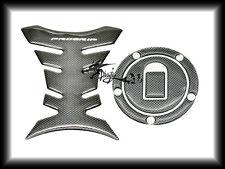 Kawasaki ZX6R ZX10R ZX12R ZZR Ninja Tank Cap Cover+Tank Sticker Protector 02