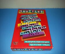 Shuttles the deceptively simple maze game - 1995 University Games
