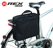 Genuine REX BIKE Laptop Bag  Bicycle Cycling Pannier Notebook A4 File Brief Case
