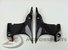 2007 2008 Yamaha R1 Handle Bar Dash Inner Cover Front Panel 100% Carbon Fiber