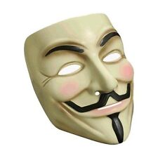 Adult Guy Fawkes V For Vendetta Costume Mask