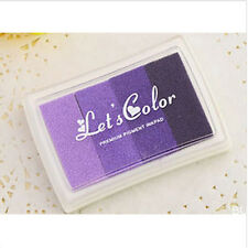 New Craft DIY Cards Making Oil Based Ink Pad Print For Rubber Stamps Paper Wood