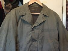 Vintage WWII USN US Navy Military N-4 Deck Field Flight Uniform Jacket.