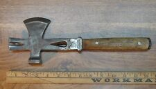 Old Used Tools,Swordfish Brand 1lb.14.3oz. Crate Hammer/Hatchet,China,Excellent