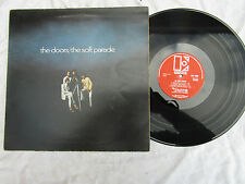 THE DOORS lp THE SOFT PARADE original uk elektra 75005 .... 33rpm