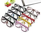 Fashion Retro Vintage Clear Lens Frame Fancy Dress Nerd Geek Glasses