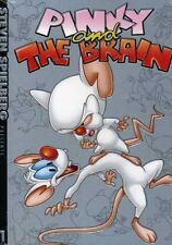 Steven Spielberg Presents: Pinky and the Brain, Vol. 1  (2007, REGION 1 DVD New)