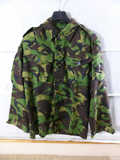 British Army Jacket Combat Jungle 180/96 (Med. lg) Tarnjacke englisch #63