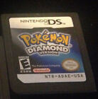 Pokemon: Diamond Version (Nintendo DS, 2007) 3DS LITE (US SELLER)