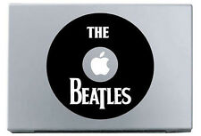 Beatles LP MacBook decal skin sticker vinyl | Laptop stickers decals
