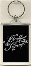 Breakfast At Tiffany's. The Musical. Keyring / Bag Tag.
