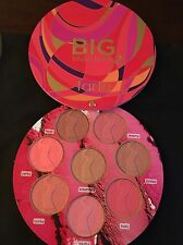 New! Tarte Limited Edition Big Blush Book Palette 2 - 8 Full Sized Blushes