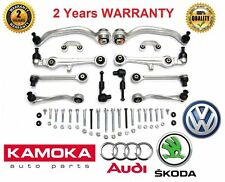 ^ CONTROL ARMS SET Audi A6 C5 VW Passat B5 FaceLIFT FL A4 RS4 Skoda SUSPENSION