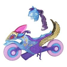 My Little Pony FIM Equestria Girls Friendship Games Motorcross Bike!