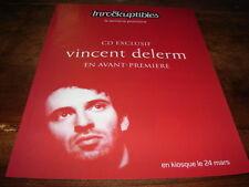 VINCENT DELERM - PUBLICITE EN AVANT-PREMIERE !!!!!!!!!!