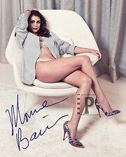 """Morena Baccarin 8""""x 10"""" Signed Sexy Color PHOTO REPRINT"""