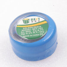 BST-705 Lead-Free Solder Soldering Flux Paste Cream for PCB BGA PGA SMD 30g 1 PC