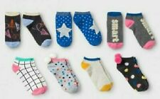 Girls Novelty Animal Invisible Shoe Liners Socks UK 12.5-3.5 2 Pair Pack