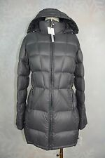 Calvin Klein Packable hooded quilted down coat   size XS NWT