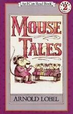 Mouse Tales (I Can Read Level 2) Lobel, Arnold Hardcover