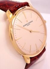 VACHERON CONSTANTIN PATRIMONY GRAND TAILLE 18K YELLOW GOLD 40mm 81180000J-9118