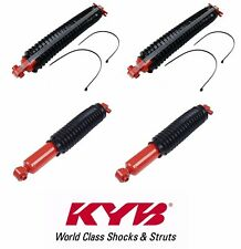 KYB 4 MonoMax Super Duty Shocks GMC Sierra Pickup Chevrolet K2500 4WD 88 to 98