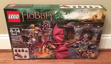 LEGO The Hobbit The Lonely Mountain 79018 (Smaug) Brand New, Retired!