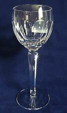 Waterford Crystal Kathleen Pattern 6oz Hock Wine Glass Gothic Mark