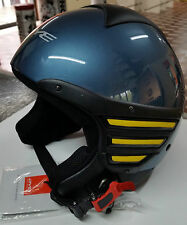 CASCO DEMI-JET BYE YAMAHA WINGS MT-03 TG. XS MOTORCYCLE SCOOTER HELMET