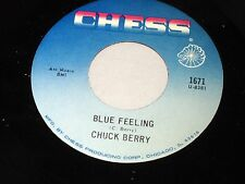 Chuck Berry:  Blue Feeling / Rock and Roll Music   [Unplayed Copy]