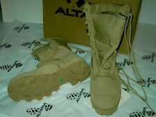 NEW MILITARY ALTAMA HOT WEATHER BOOTS TAN DESERT SIZE 7N NEW IN BOX , Best, Gift
