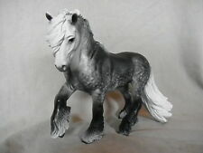 Breyer Horse Statue OOAK CM/Custom Fell Pony Dappled Gray
