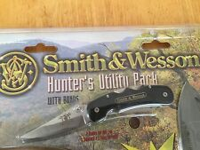 SMITH AND WESSON MODEL  DISCONTINUED HUNTER'S UTILITY PACK 34150