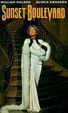 Sunset Boulevard / Sunset Blvd (1950) William Holden, Gloria Swanson DVD *NEW
