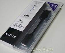 Sony WMC-NWH10 USB Conversion Cable for High-Resolution Audio from Japan F/S
