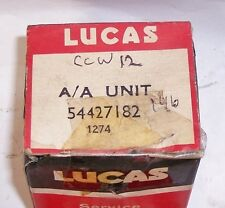 NOS ORIGINAL LUCAS IGNITION AUTO ADVANCE 54427182 BSA B25 B40 B44 B50 250 441