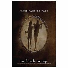 NEW Janie Face to Face by Caroline B. Cooney (2014, Paperback)