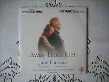 TIMES  PROMO DVD FILM - AWAY FROM HER  -  JULIE CHRISTIE DRAMA