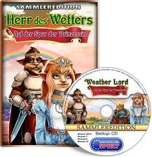Herr des Wetters - Auf der Spur der Prinzessin Sammler - PC - VISTA / 7 / 8 / 10