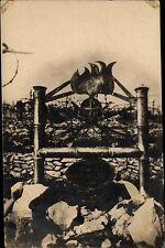 Fogliano Redipuglia Italien Italia ~1930 Cimitero Militare Militär Friedhof Grab