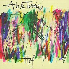 Ab Baars & Terrie Ex-Hef CD  New