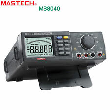 MASTECH MS8040 22000 Counts 4.5 Digit-True RMS Autoranging Bench Top DMM