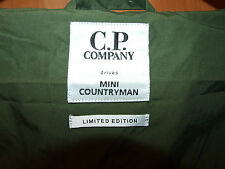 LIMITED EDITION CP COMPANY GOGGLE DRIVES MINI COUNTRYMAN JACKET SIZE 52