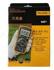 Fluke 12E+Handheld Digital Multimeter Private educational institution 15B Upgrad