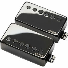 NEW EMG Metal Works JH James Hetfield Humbucker Signature Set  Brushed Chrome