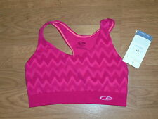 NWT Champion pink duo dry max sports bra size S