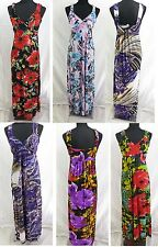 US SELLER-lot of 6 Wholesale Long Summer Dresses sexy women dresses casual beach