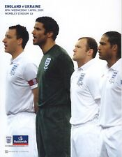 ENGLAND v Ukraine (World Cup Qualifier @ Wembley) 2009