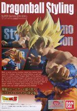 Dragon Ball Z Figure Son GOKU Toy Anime Dragonball Styling Figure New Inbox