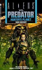 Hunter's Planet Aliens Vs. Predator, Book 2